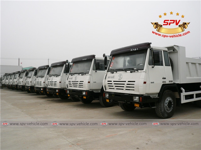 Dump Truck Tipper Tipper Truck Dump Tippers Side Turn