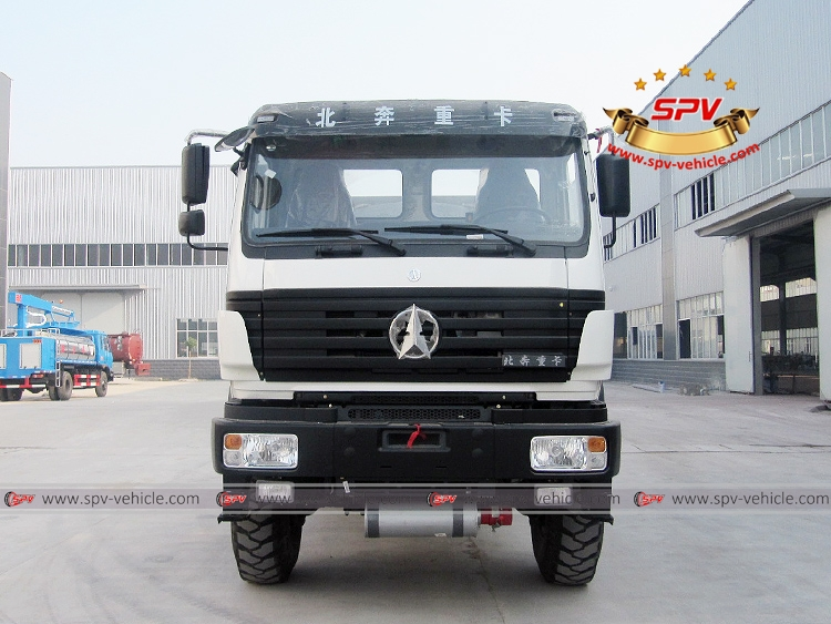 Fuel Bowser North Benz(4X4)-F