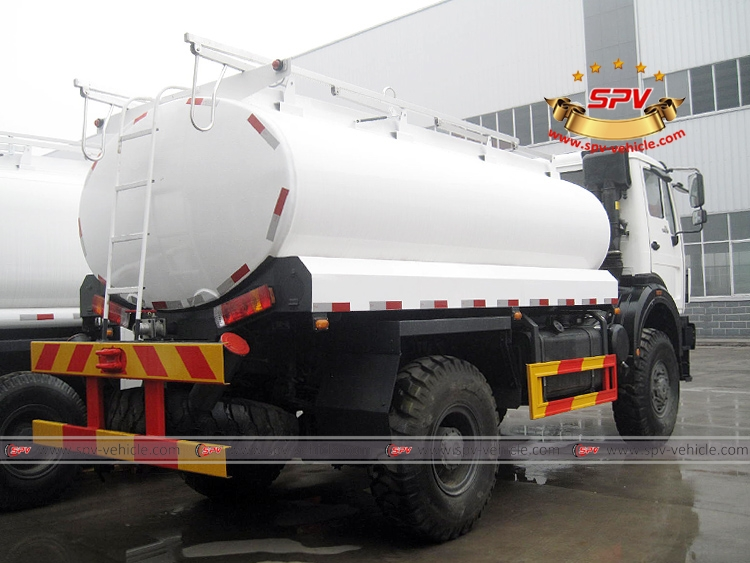 Fuel Bowser North Benz(4X4)-RB