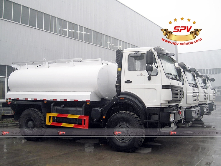Fuel Bowser North Benz(4X4)-RS