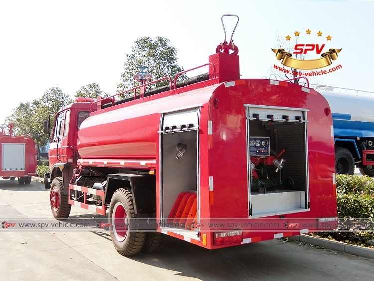 Fire Engine Water Truck Dongfeng-LB