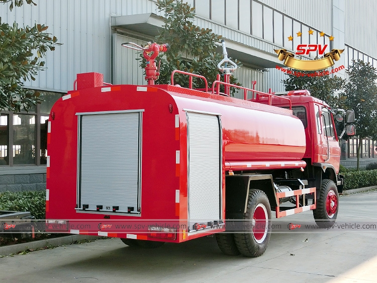 Fire Engine Water Truck Dongfeng-RB