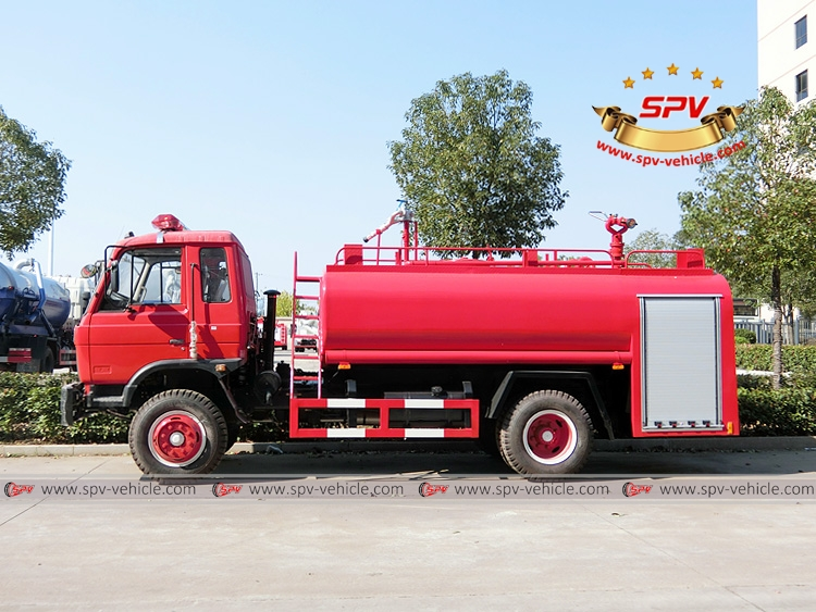 Fire Engine Water Truck Dongfeng-S