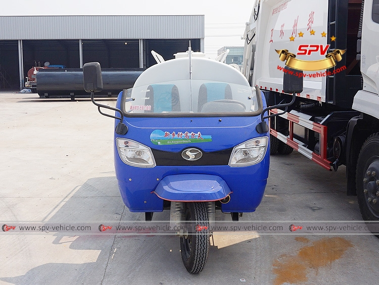 Motor Tricycle Water Cart Shifeng-F