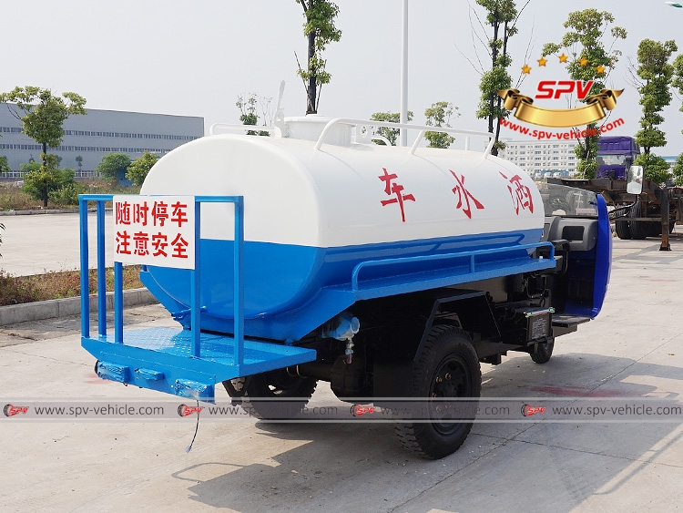 Motor Tricycle Water Cart Shifeng-RB