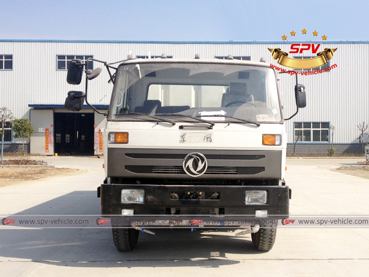 Road Sweeper Truck Dongfeng-F