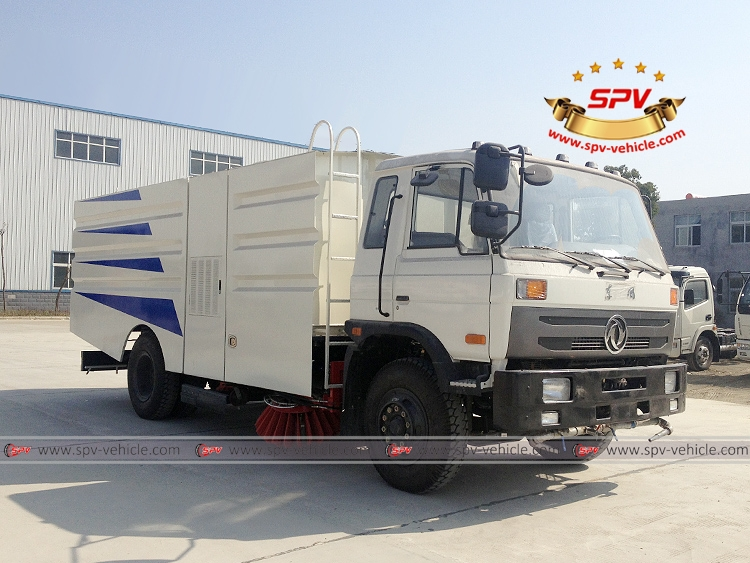 Road Sweeper Truck Dongfeng-RF