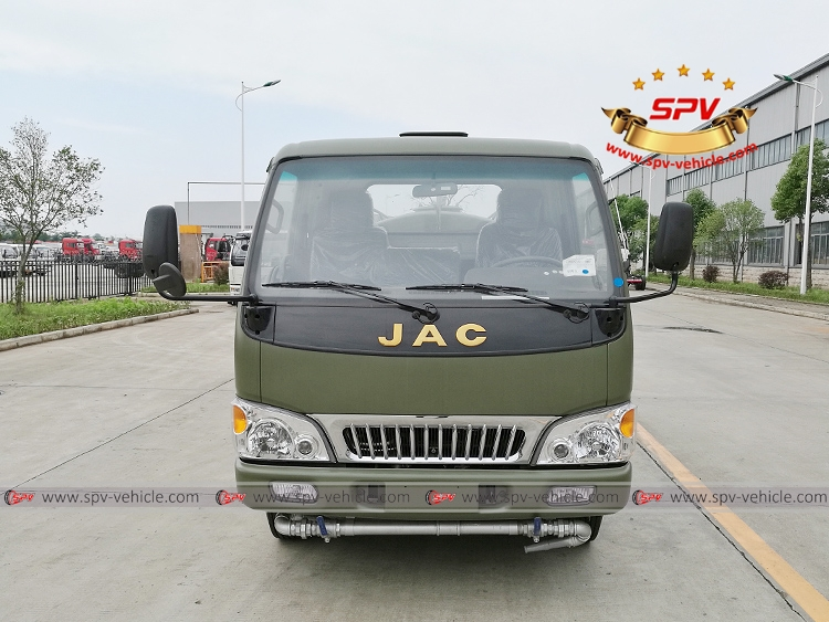 4,000 Litres Water Spraying Truck JAC-F