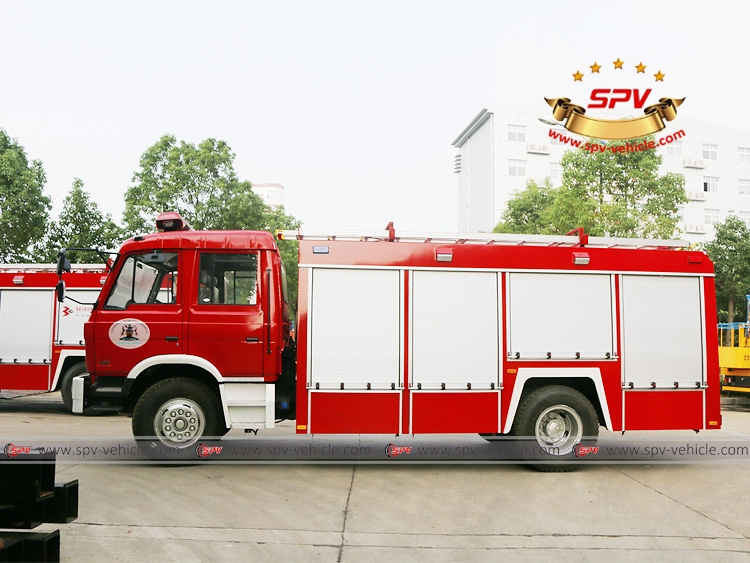 Fire Fighting Truck Dongfeng(RHD)-LS