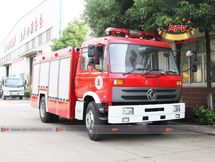 Fire Fighting Truck Dongfeng(RHD)-RF