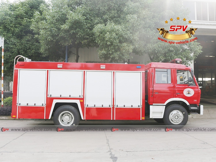 Fire Fighting Truck Dongfeng(RHD)-RS