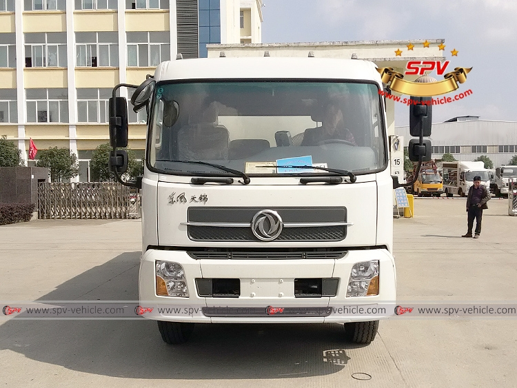 Vacuum Sweeper Truck - Dongfeng - F
