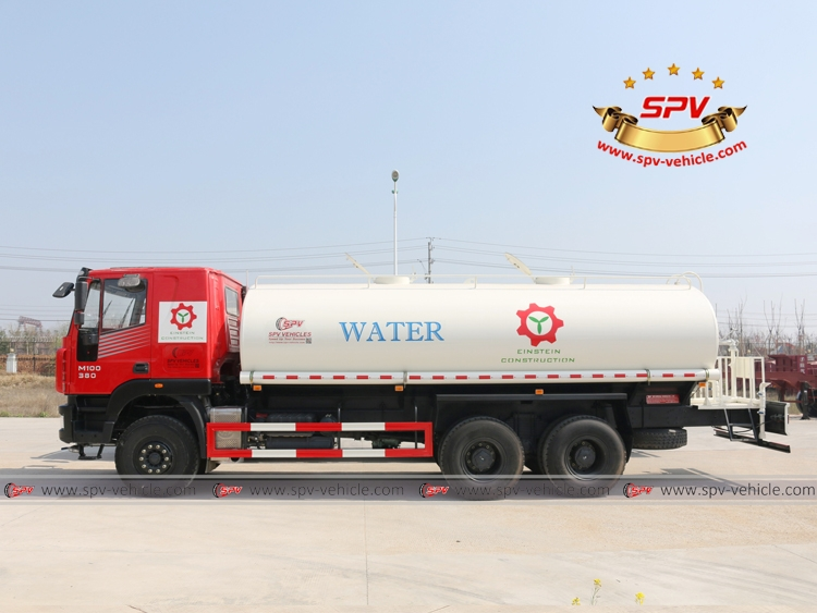 Water Spraying Truck IVECO - LS