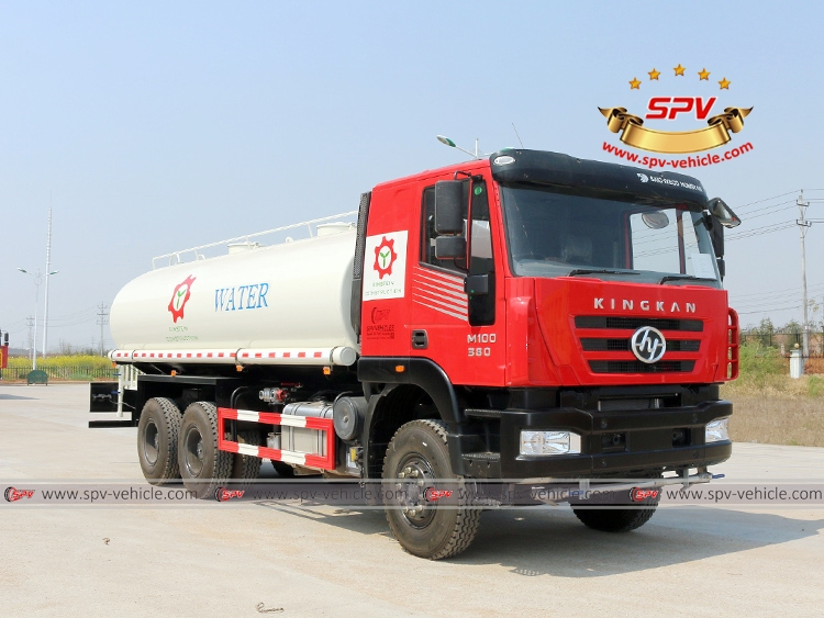 Water Spraying Truck IVECO - RHD - RF