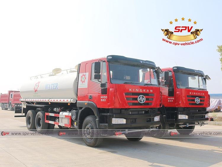 Water Spraying Truck IVECO - RF