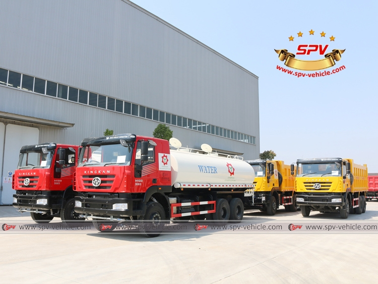 To Malawi - 6 units of IVECO Trucks
