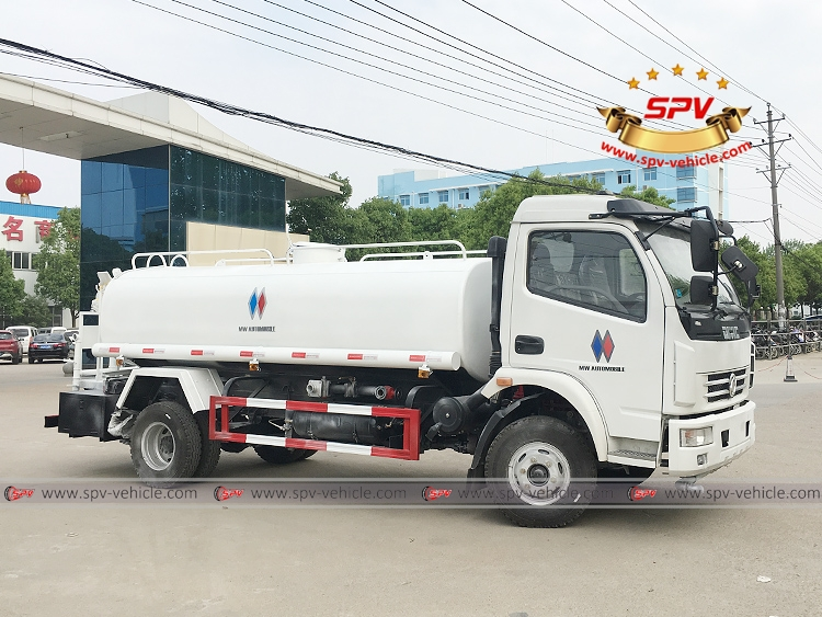 To Philippines - 6,000 litres Water Sprinkling Truck - RF