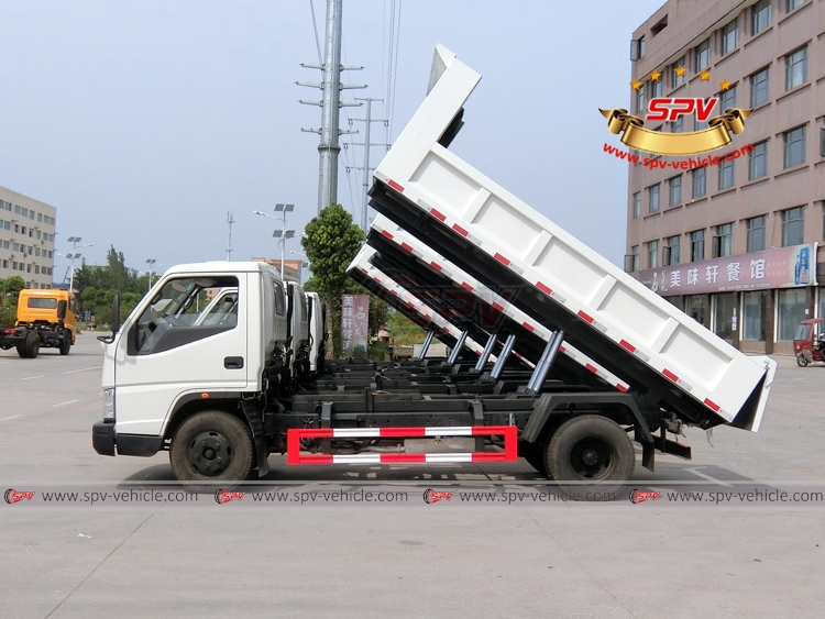 Tipper Truck JMC - 5 units -LS