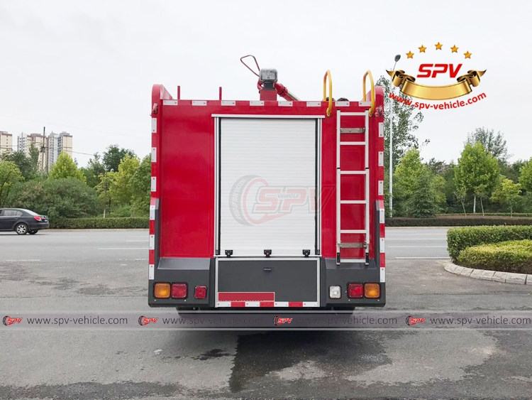 Fire Engine Dongfeng - B