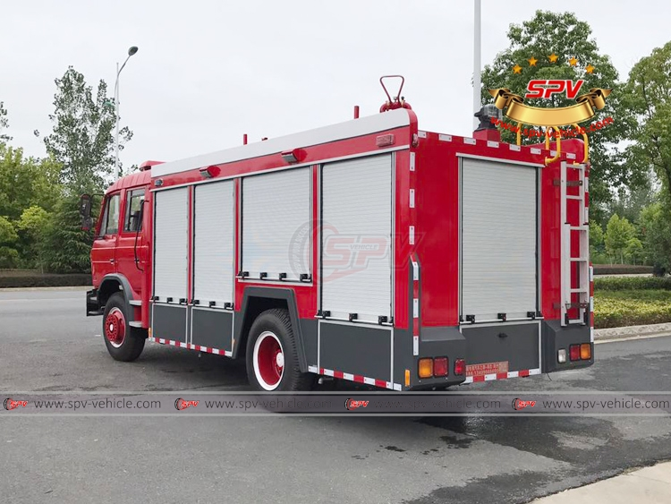 Fire Engine Dongfeng - LB