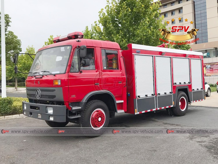 Fire Engine Dongfeng - LF