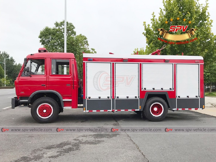Fire Engine Dongfeng - LS