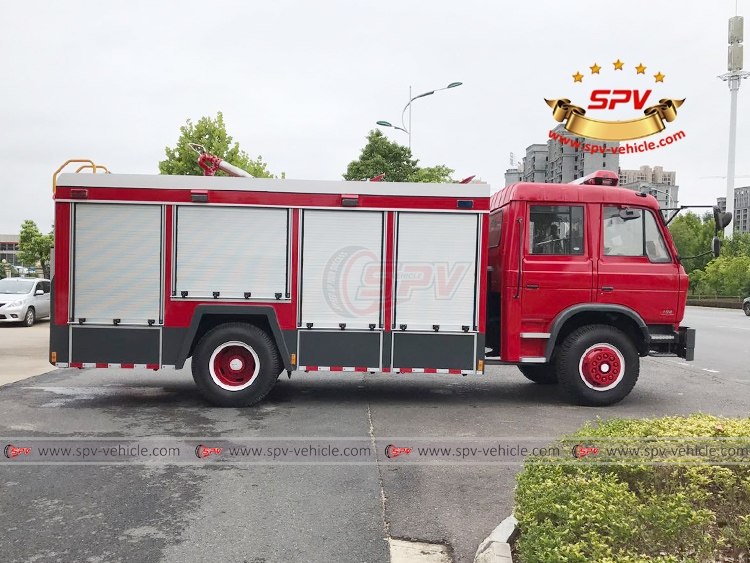 Fire Engine Dongfeng - RS