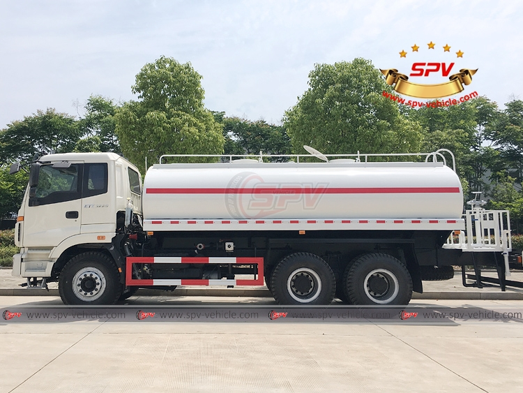 20,000 Litres Water Spraying Truck FOTON - LS