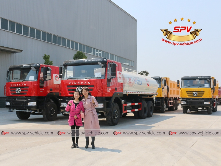 To Malawi - 6 units of IVECO Trucks -4