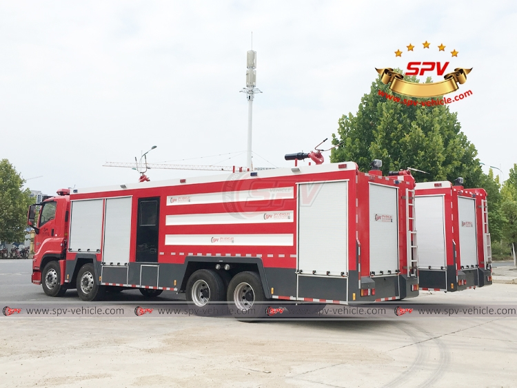 Fire Engine ISUZU - LB