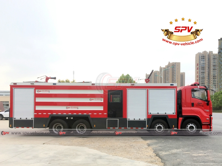 Fire Engine ISUZU - RS
