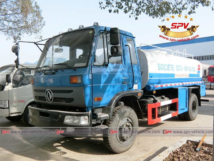 12,000 Litres Water Delivery Truck Dongfeng - LF