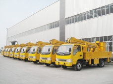 9 units of Hydraulic Beam Lifters (9M) delivered to Bangladesh in Sep. 2012