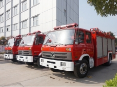 To Tajikistan-3 units of fire engines in 2015