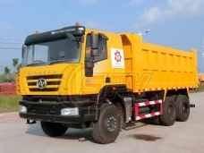 To Malawi - 1 unit dump truck IVECO in Octomber, 2017.