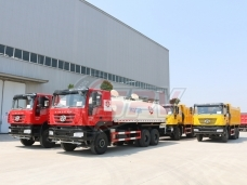 To Malawi - 2 units of  Water Bowsers IVECO(20,000 litres) in April, 2017.