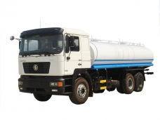 Mobile Water Truck Shacman