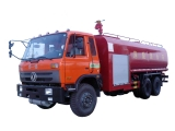 Water Tanker with Fire Pump