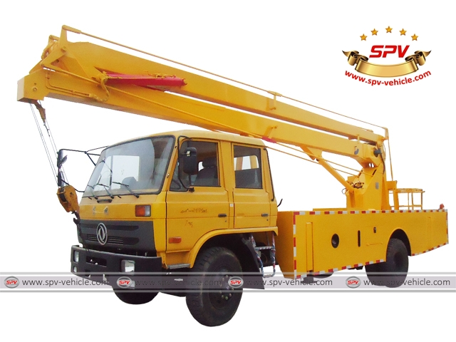Articulated Platform Dongfeng