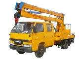 Overhead Working Truck JMC