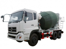 Heat Preservation Mixer Truck