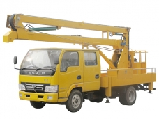 Aerial Lift Truck IVECO (YUEJIN)
