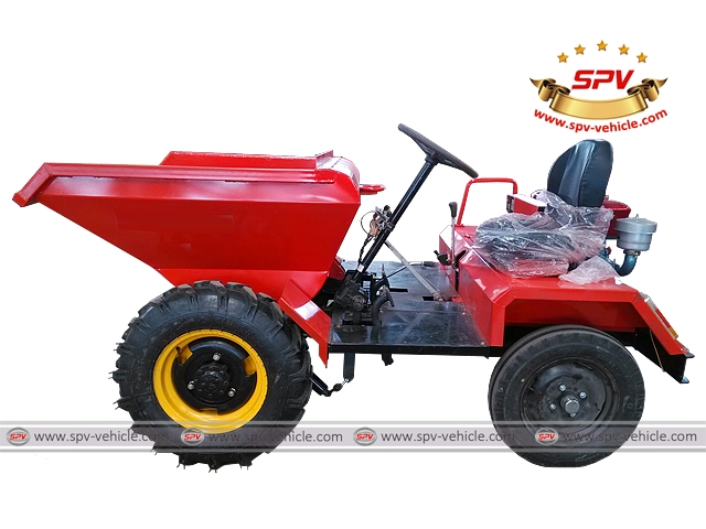 Mini Dumper Engine 1T