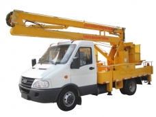 Skylift Truck IVECO