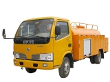 Sewer Jetter Truck Dongfeng