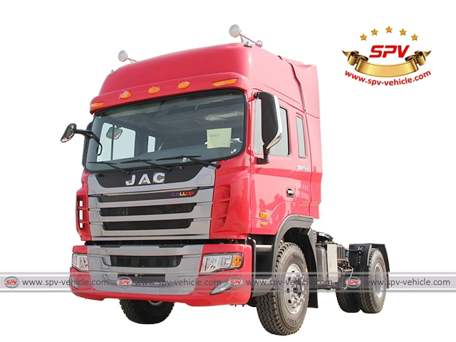 4x2 Towing Truck JAC
