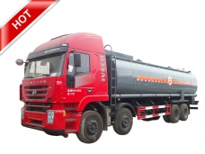 Chemical Liquid Tank Truck IVECO