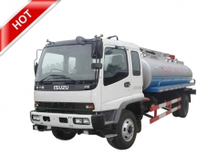Liquid Waste Disposal Truck ISUZU