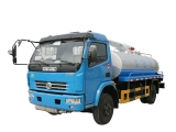 Fecal Truck Dongfeng