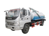 Liquid Waste Disposal Truck Foton